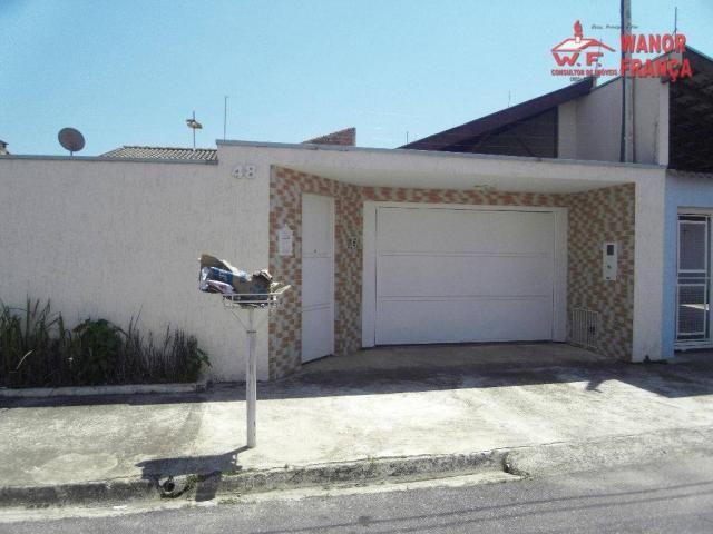 Casa com 2 dormitórios  - Residencial Village Santana - Guaratinguetá/SP