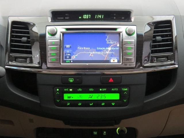 Hilux SW4 3.0 SRV 4x4 Diesel 7 Lugares Automático - Foto 10