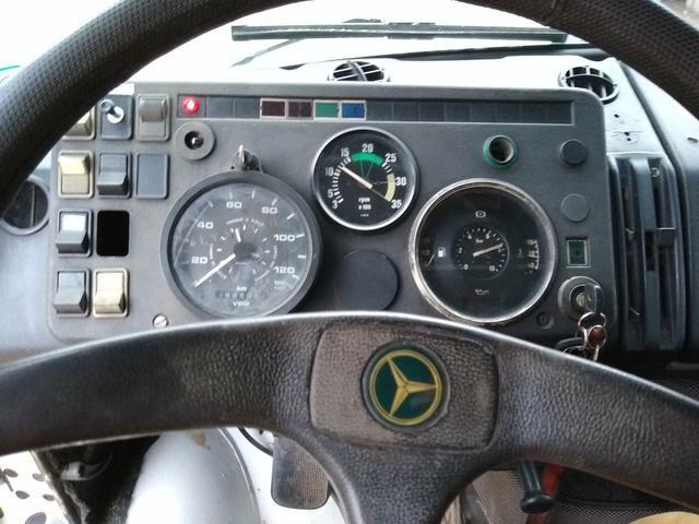 Mercedes 1513 turbinado e reduzido - Foto 3