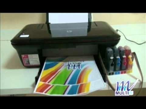 HP 3050 Wifi / Bulk ink