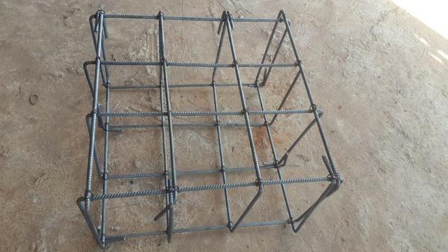 Gaiolas para construçao de sapatas - Foto 3