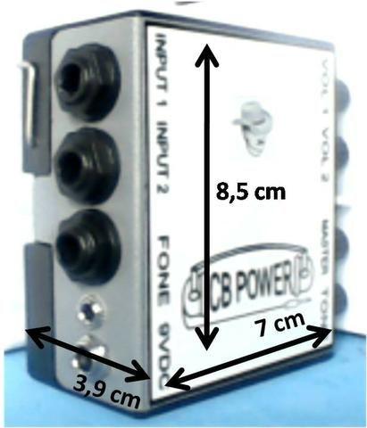 Retorno de fone CB Power com fonte estabilizada - Foto 6