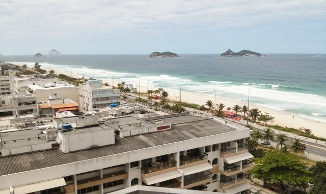 Excelente Oportunidade! Vista da Praia e da Pedra da Gávea em 180º