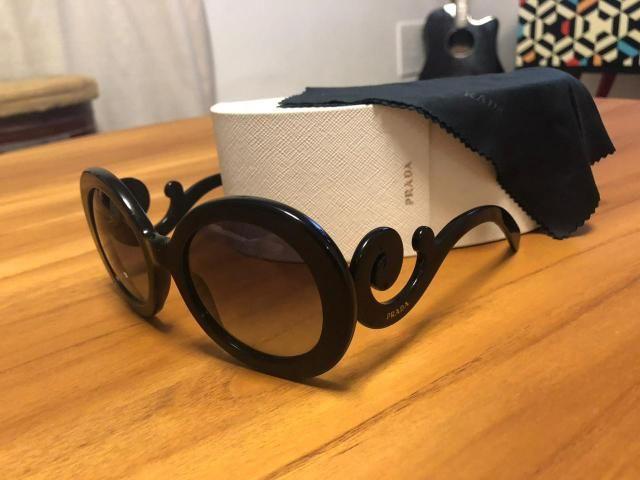 ... 4a541a8b64d Óculos Prada original PR27N - BAROQUE - Bijouterias,  relógios e ... e5e8b98e46d Oculos De Sol ... 87a95caaf4