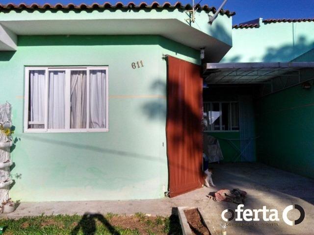 Casa em Araucária no Passaúna - Financia