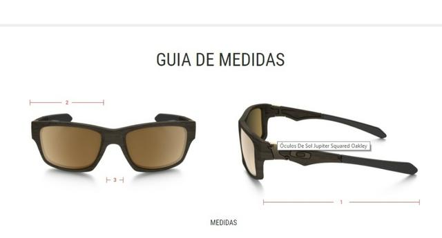 Óculos de Sol Jupiter Squared Oakley - Bijouterias, relógios e ... 564ee76f7a