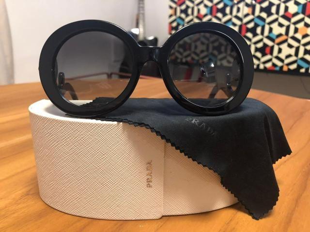 4a541a8b64d Óculos Prada original PR27N - BAROQUE - Bijouterias, relógios e  . 3ae41ad030