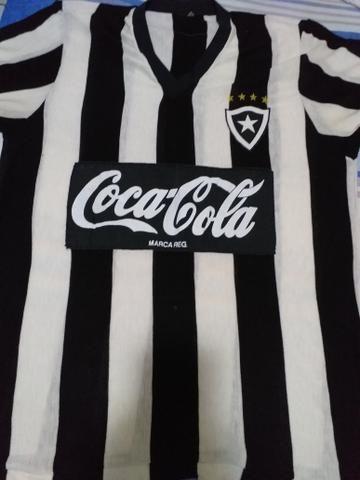 641facc7cf Camisa Antiga do Botafogo - Esportes e ginástica - Lindo Parque