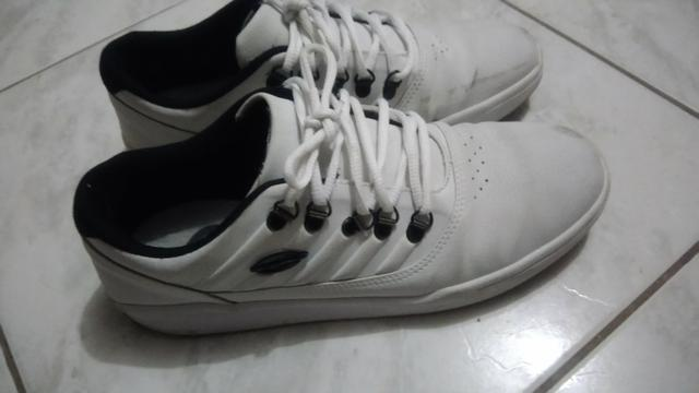 01f064776 Tenis branco masculino ! - Roupas e calçados - Jardim Irene, Santo ...