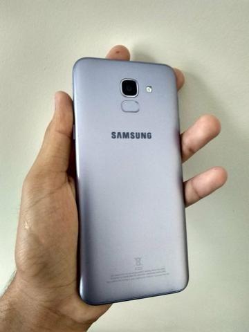 cebf36cfb Galaxy j6 32gb prata what 991825023 - Celulares e telefonia - Macapá ...