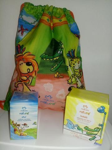 c1a96dc6c2d97f Natura Kit infantil Naturé