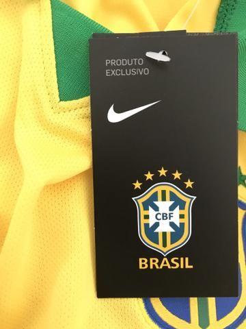 808915e2eb Camisa da Seleção Brasileira Copa América 2019 - Roupas e calçados ...