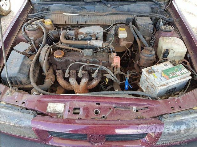 Capo/parachoque/farol/paralama/motor/acabamento vectra 94/95/96 2.0 - Foto 6