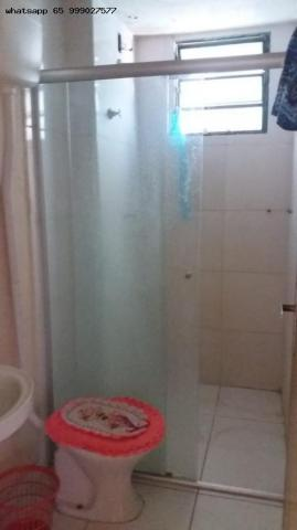 Apartamento para Venda em Várzea Grande, Jardim Aeroporto, 2 dormitórios, 1 banheiro, 1 va - Foto 10