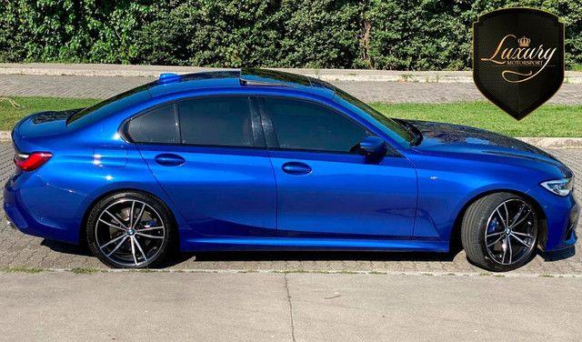 BMW 330i 2020 Azul M-Sport - Foto 7