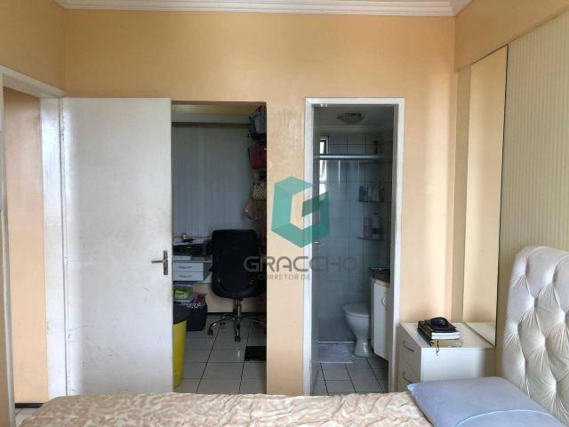 Apartamento com 3 dormitórios à venda, 60 m² por R$ 230.000 - Parangaba - Fortaleza/CE - Foto 12