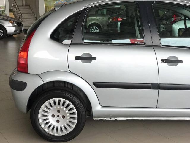 C3 2005/2006 1.4 I GLX 8V GASOLINA 4P MANUAL - Foto 11