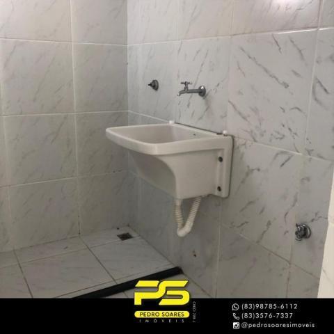 Apartamento com 2 dormitórios à venda, 68 m² por R$ 230.000 - Expedicionários - João Pesso - Foto 8