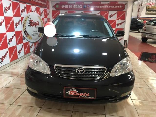 Toyota Corolla  Sedan XLi 1.8 16V (aut) FLEX AUTOMÁTICO - Foto 2