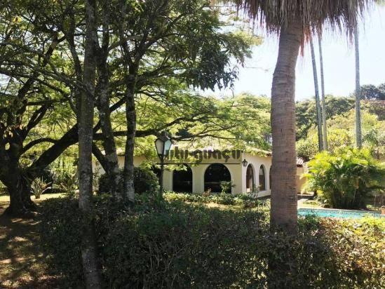 Chácara com 3 dormitórios para alugar, 5000 m² por R$ 7.000,00/mês - Condomínio Vila Suévi - Foto 3