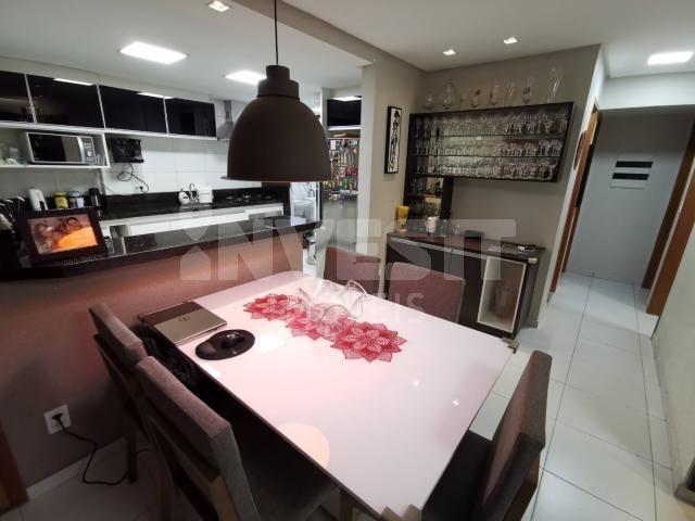 Apartamento à venda com 3 dormitórios em Setor leste universitário, Goiânia cod:621207 - Foto 3