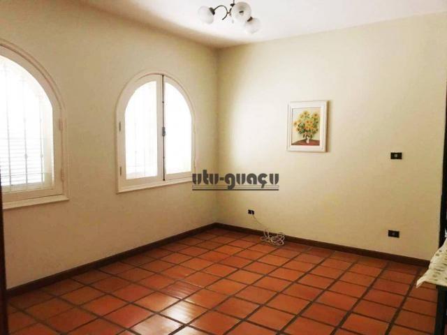 Chácara com 3 dormitórios para alugar, 5000 m² por R$ 7.000,00/mês - Condomínio Vila Suévi - Foto 17