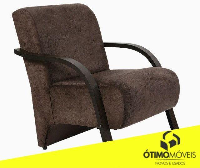 Poltrona confortável R$:299