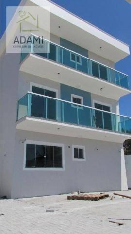 Apartamento residencial à venda, Bela Vista, Rio das Ostras. - Foto 4