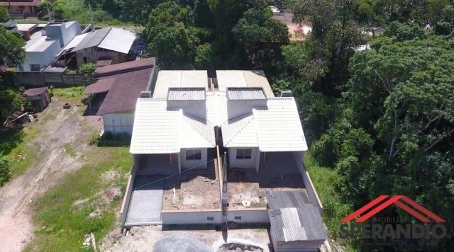 Casa nova c/ 90m², próx. Av. João H. Vieira, Baln. Itapoá - Foto 7