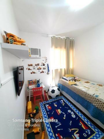 Apartamento 2 Quartos 1 Vaga 49 m² com Lazer Móveis Planejados Aceita Permuta - Foto 16