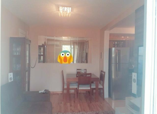 Apartamento central semi mobiliado - Foto 2