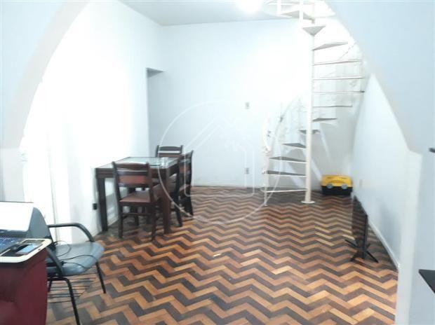 Casa de condomínio à venda com 3 dormitórios em Botafogo, Rio de janeiro cod:875509 - Foto 2