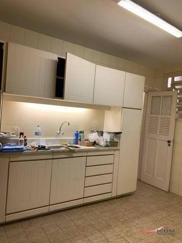 Apartamento com 3 dormitórios para alugar, 140 m² por R$ 6.300/mês - Ipanema - Rio de Jane - Foto 9