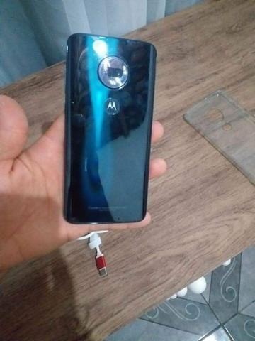Troco moto G7 plus + volta minha em outro celular melhor - Foto 3