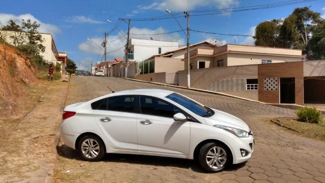 Hyundai HB20s 1.6 Premium Aut Branco Completo - Foto 11