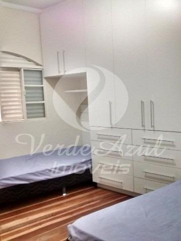 Casa à venda com 3 dormitórios em Jardim nossa senhora de fátima, Hortolândia cod:CA005859 - Foto 5