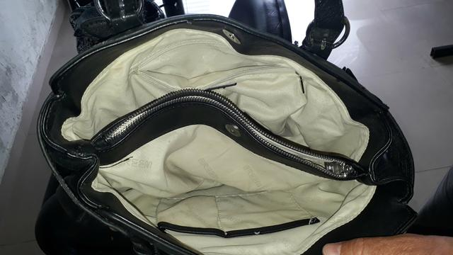 Bolsa de couro - Foto 4