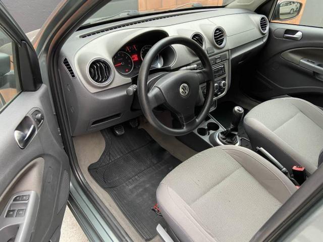 Volkswagen Voyage 1.6 MI COMFORTLINE 8V FLEX 4P MANUAL - Foto 6