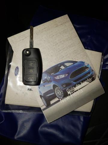 Fiesta S 1.5 Flex 2014 - Foto 12