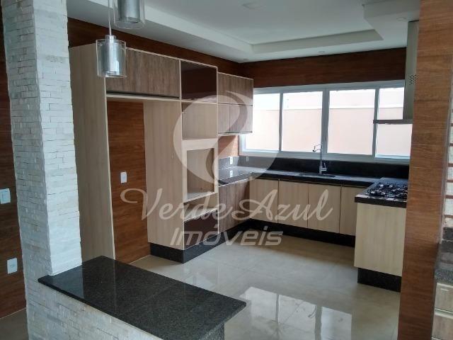 Casa à venda com 3 dormitórios em Jardim golden park residence, Hortolândia cod:CA005197 - Foto 9