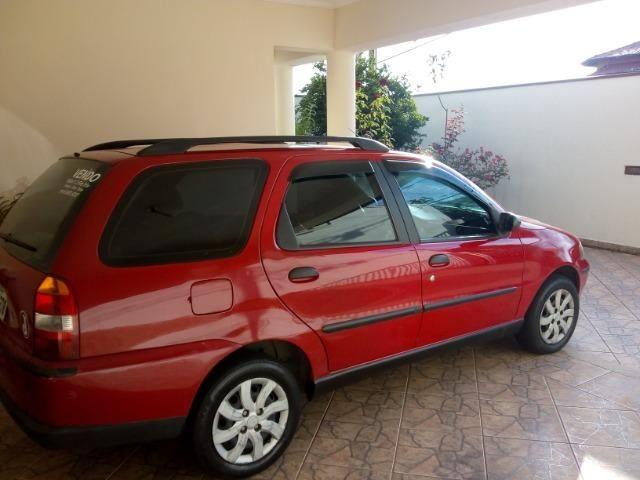 Fiat Palio Wekeend