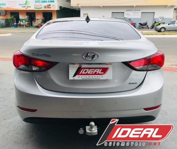 Hyundai Elantra GLS 2.0 16V Flex Aut. - Foto 6