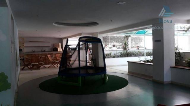 Apartamento com 4 dormitórios para alugar, 118 m² por R$ 3.500,00/mês - Icaraí - Niterói/R - Foto 12