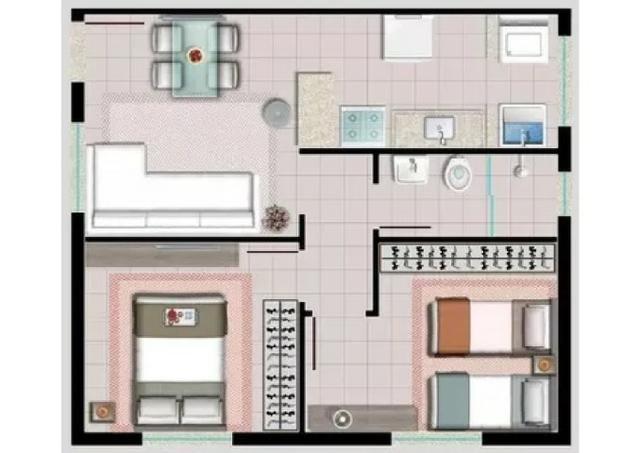 Apartamento pronto para morar em São José da Lapa 100% Financiado - Foto 11