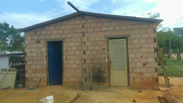 Lote com casa agua e energia - Foto 2