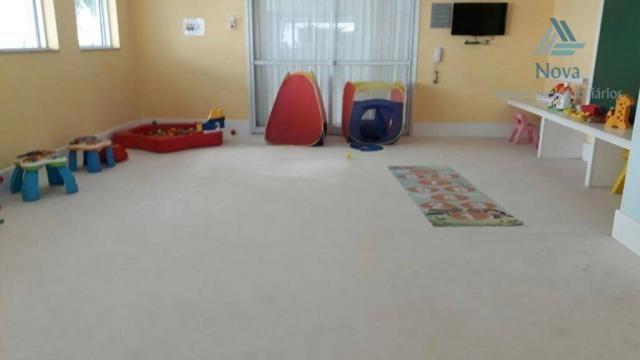 Apartamento com 4 dormitórios para alugar, 118 m² por R$ 3.500,00/mês - Icaraí - Niterói/R - Foto 13