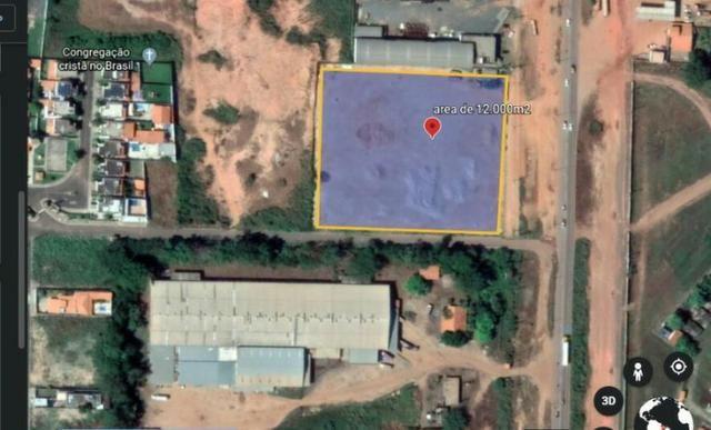 Área de 14.000m2 Na Br 010, em Frente ao Parque De Exposições De Imperatriz