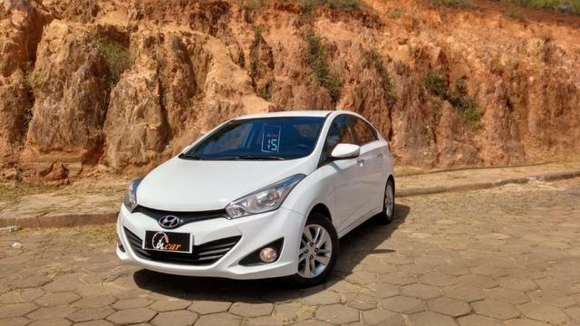 Hyundai HB20s 1.6 Premium Aut Branco Completo