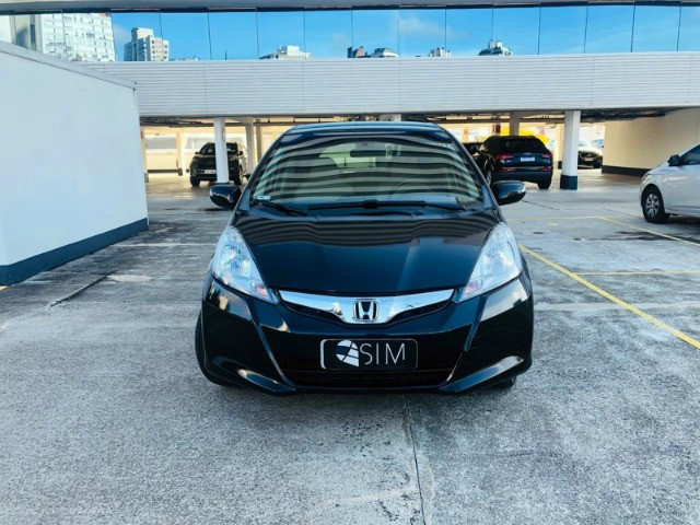 Honda Fit Ex 1.5 Automático - 2014 Com Couro - Foto 2
