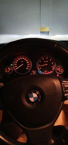 Torro! Ipva Pago!!! BMW 528I 2.0 Turbo - Top de Linha, 2013, interior Caramelo, 245 Cv - Foto 4